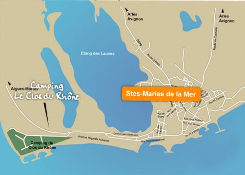 Plan d acc s - Office du tourisme st marie de la mer ...
