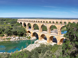 The Pont du Gard